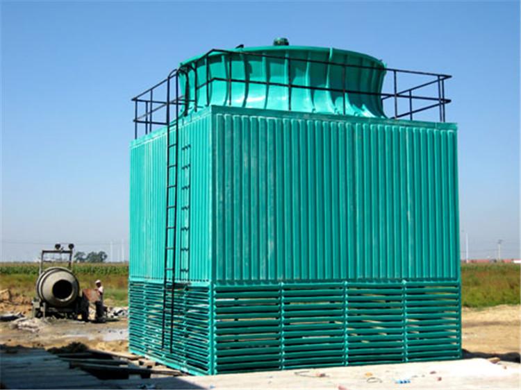 威海逆流式方形冷却塔
