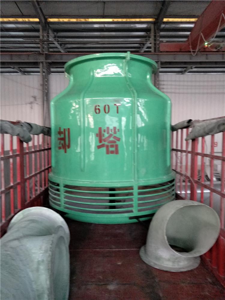 济南圆形逆流式冷却塔